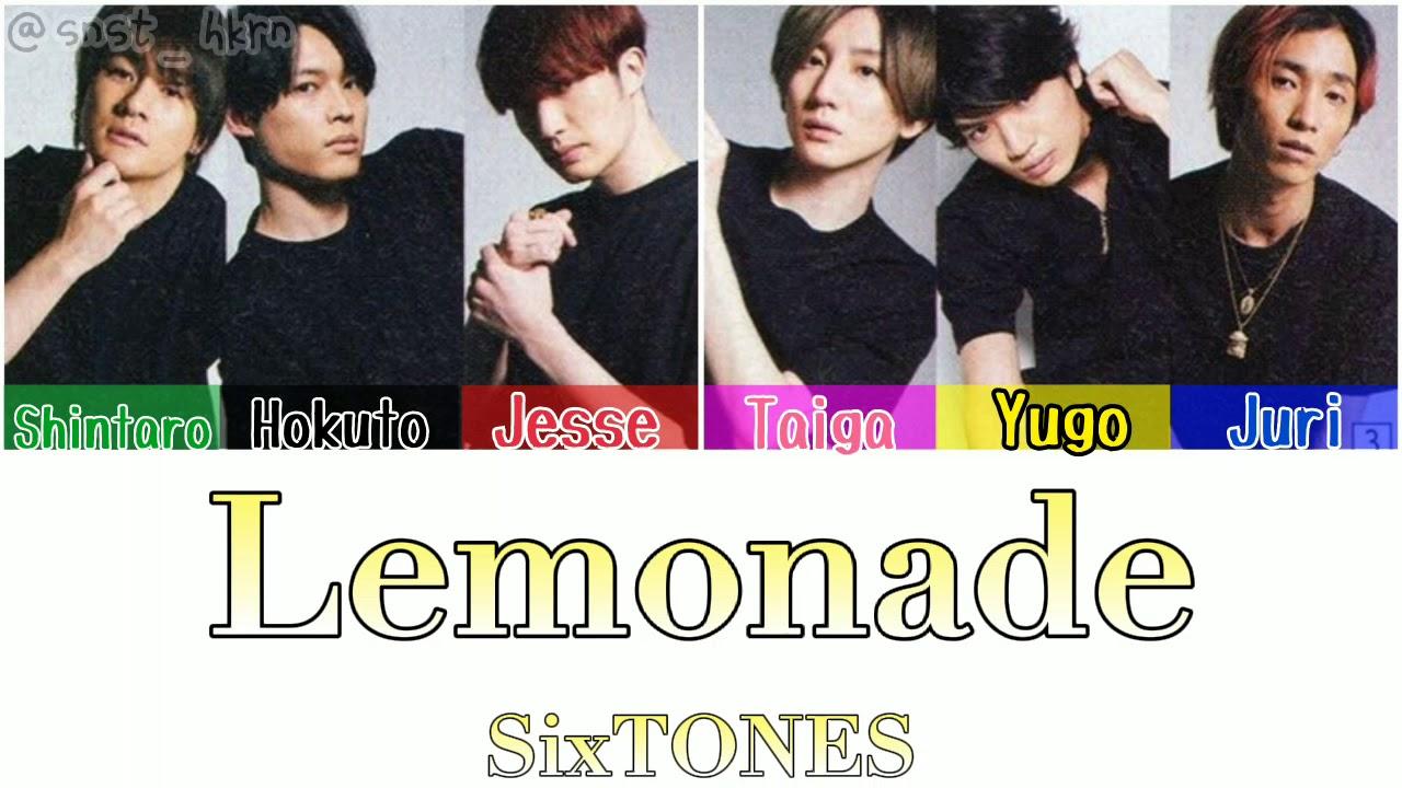 歌詞 sixtones